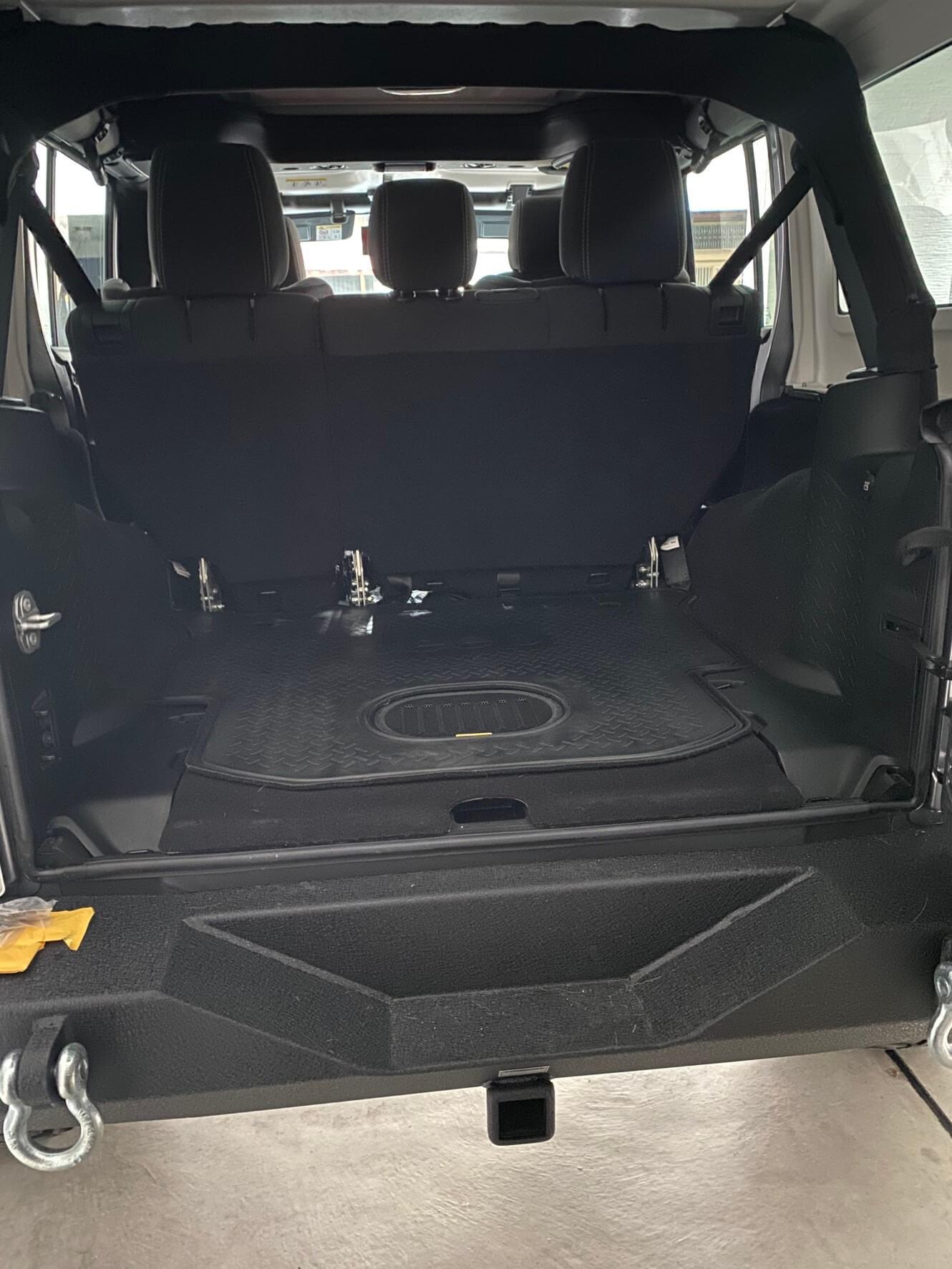 jeepトランクカバー