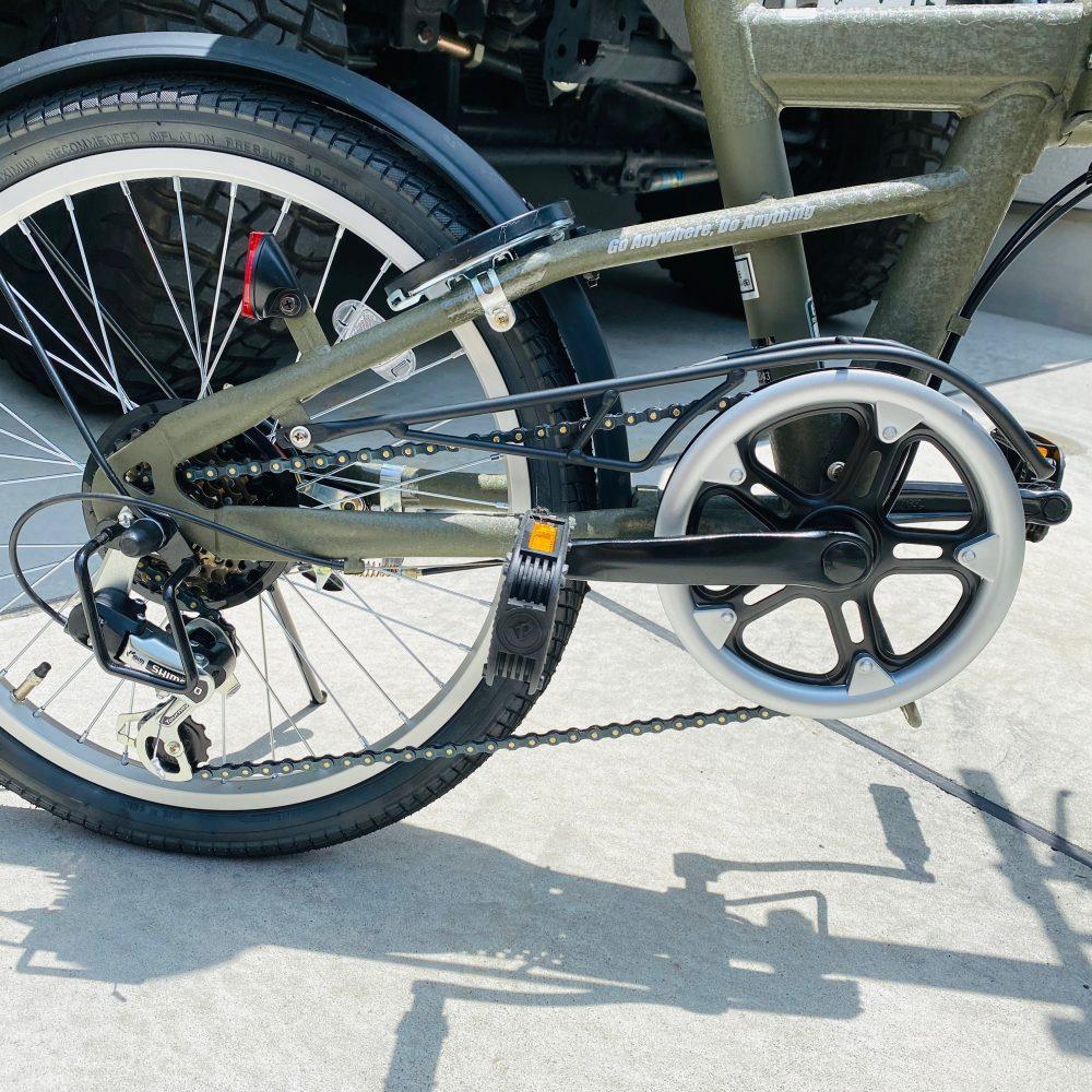 ジープ自転車